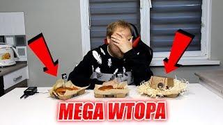 MCDONALD'S MEGA WPADKA Z MAESTRO BURGER