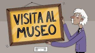 """""""Visita al museo"""" 2x02 - Lobos Anónimos ✨"""