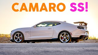 Here's Why I Love The 2020 Chevrolet Camaro SS [Full Review & Drive]