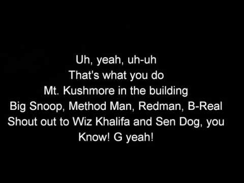 Snoop Dogg - Mount Kushmore [LYRICS] ft. Redman, Method Man & B-Real