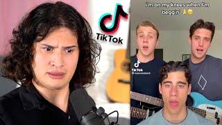 Download Vocal Coach Reacts to Måneskin - Beggin' (TikTok Cover Compilation)