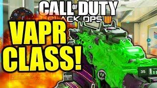"BEST GUN IN BLACK OPS 4 ""VAPR-XKG BEST CLASS SETUP"" COD BO4 VAPR BEST CLASS SETUP BLACK OPS 4!"
