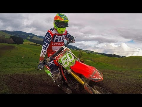 New Zealand Motocross Edit || GoPro MX Fun Day