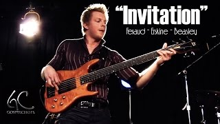 """Invitation"" Hadrien Feraud, Peter Erskine & John Beasley - Jazz Cover"
