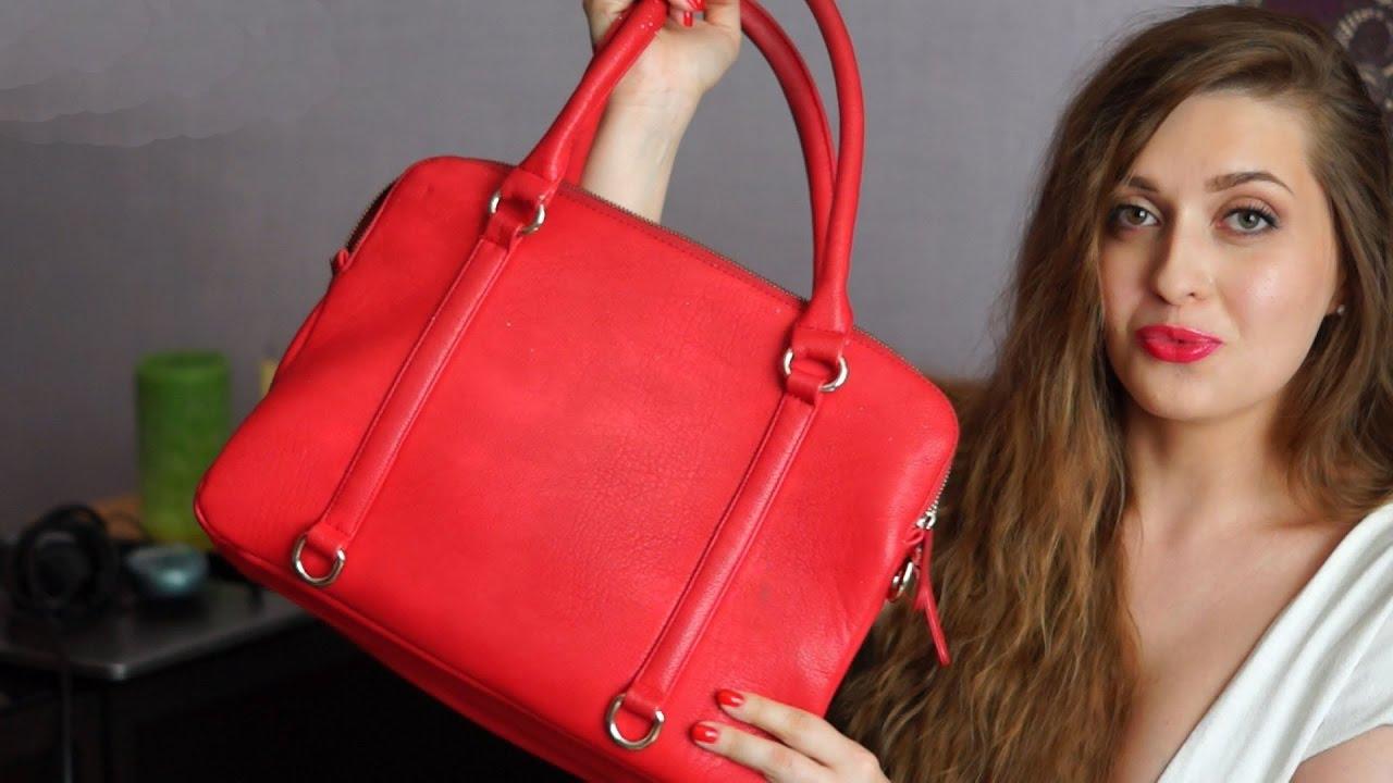 Женская кожаная сумка на пояс Katerina Fox KF-1493 - YouTube