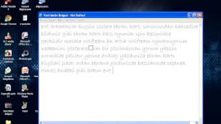 DirectX 8.1 Hatası Çözümü