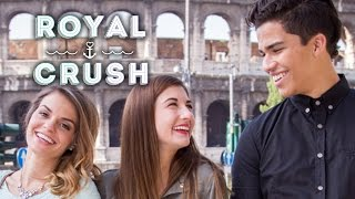 Royal Crush - Official Trailer - w/ MayBaby, Carrie Rad, Alex Aiono & JoshSobo