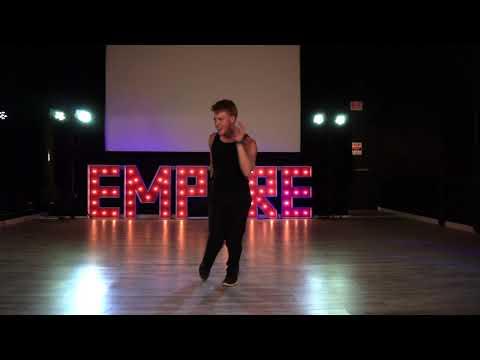 On Broadway From SMASH - Josh Henderson Choreography