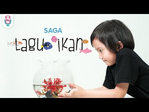 SAGA – LAGU IKAN (Official music video)