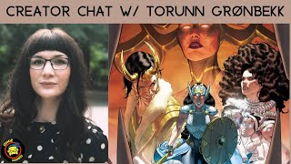 Torunn Grønbekk Talks Jane Foster & Mighty Valkyries