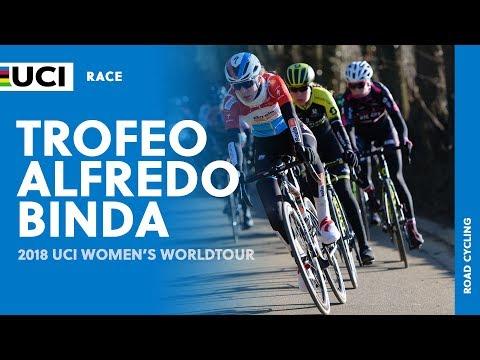 2018 UCI Women's WorldTour – Trofeo Alfredo Binda – Highlights