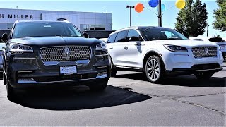 2020 Lincoln Corsair Vs 2020 Lincoln Aviator: Is The Corsair A Budget Aviator???