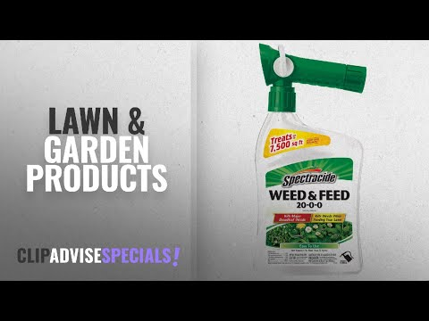 10 Best Selling Spectracide Lawn & Garden Products [2018