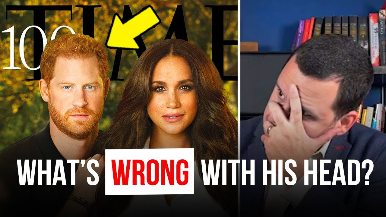 THIS is what's wrong with Meghan and Harry's TIME cover: