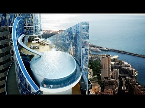 World's Most Expensive Apartment | $335 Million Dollars in Penthouse in Monaco!!!