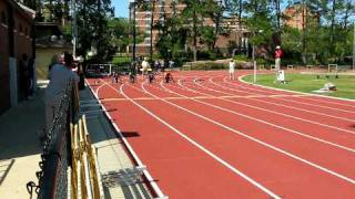 Walter Dix Sets World Record in 100 Meter Dash for this Year