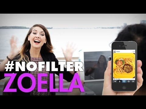 Zoella Meets Harry Styles and Talks Dating Alfie and the DIGITOUR - #NoFilter