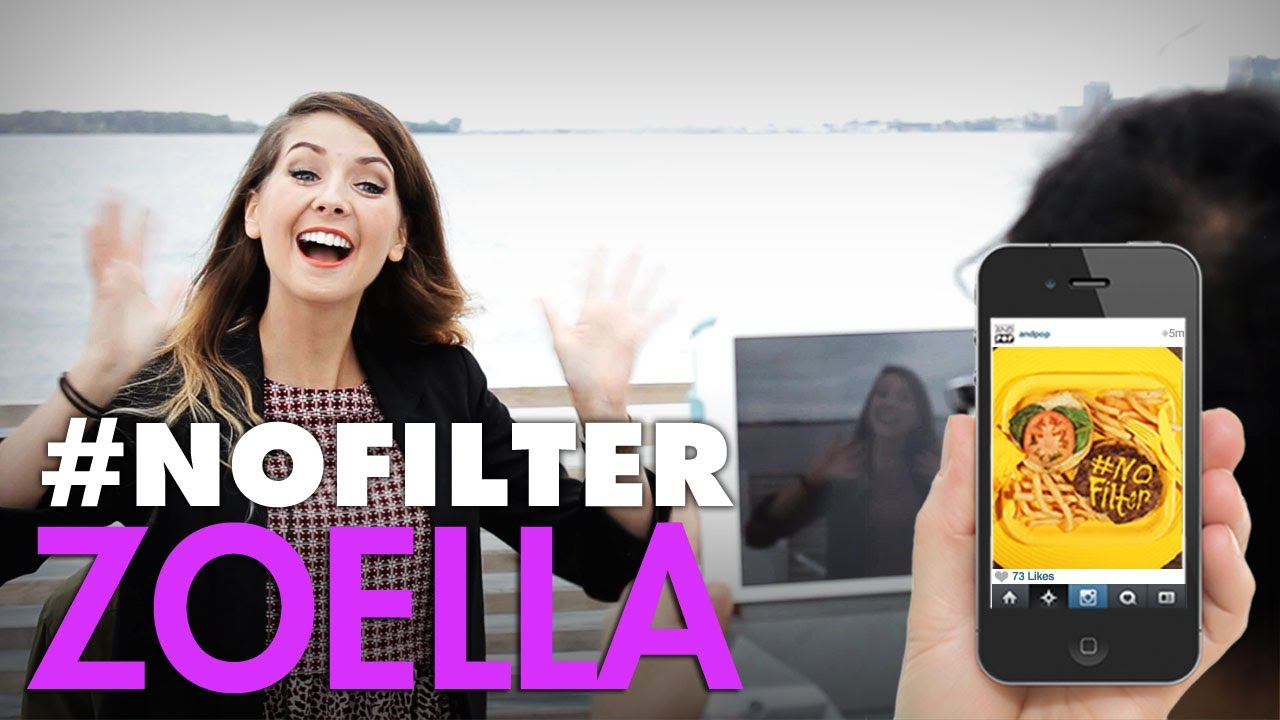 Zoella Meets Harry Styles And Talks Dating Alfie And The