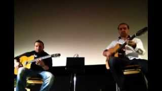 aurelien bouly stephane morin American boy cover gypsy jazz Estelle Ft. Kanye West