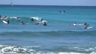 WAIKIKI | HONOLULU - OAHU / HAWAII , UNITED STATES - A TRAVEL TOUR - HD 1080P