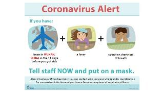 Presenters: kadeer halimi, d.o. dianne martin, m.d. for more information about the coronavirus, visit: www.cdc.gov washington hosp...