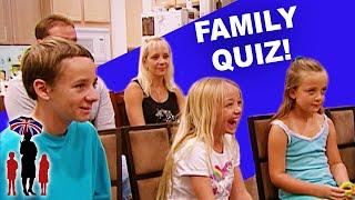 Supernanny   Parents Fail Basic Family Quiz!
