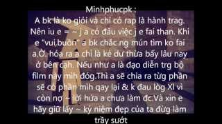(SP) Kịch Bản Hoàn Hảo - Loren Kid, Minhphucpk, Sunne (lyric)