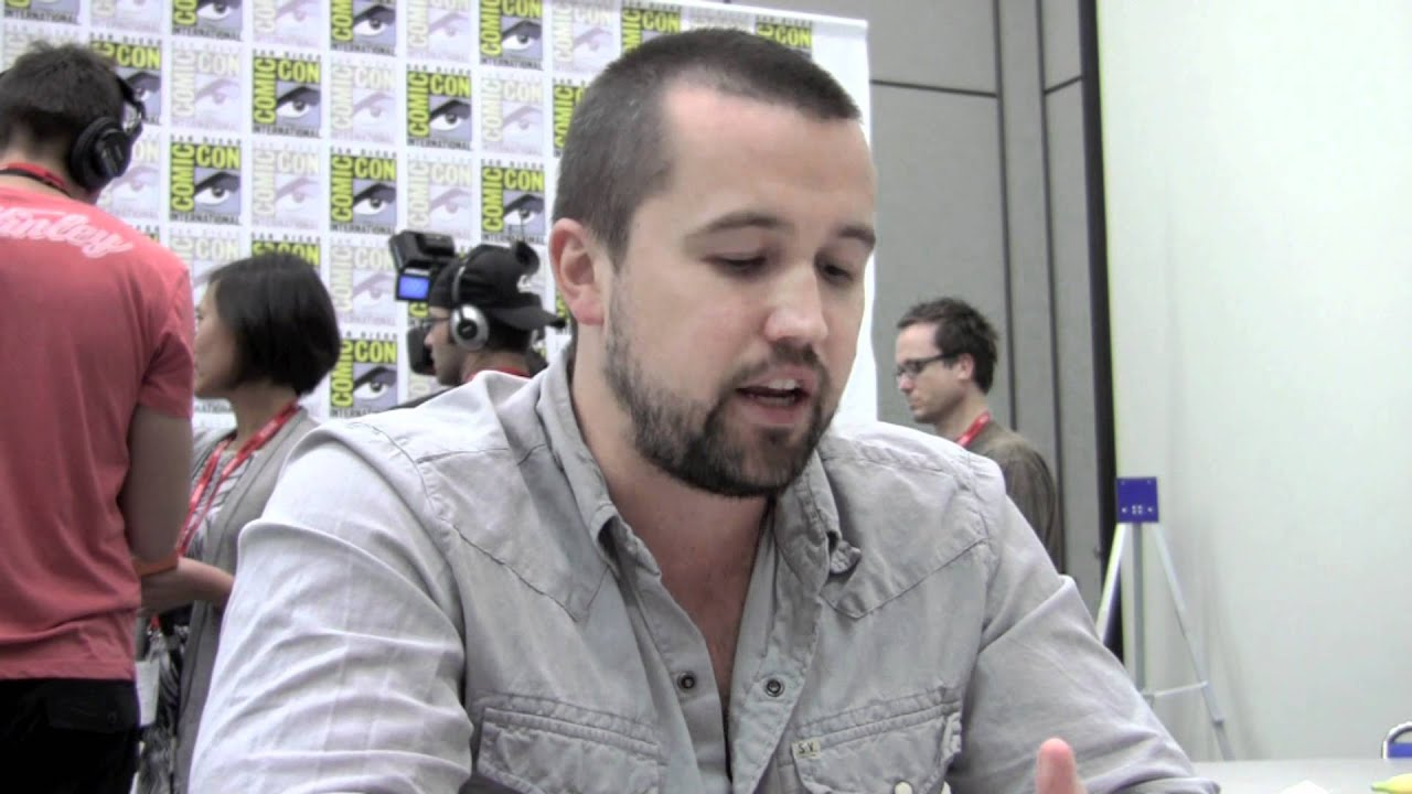 SDCC 11 Rob McElhenney Its Always Sunny Interview