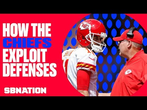 How the Chiefs exploit defenses | Xs & Os w/ Geoff Schwartz, Ep. 2