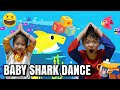 BABY SHARK DANCE  FT. CLEOPATRA AND SPIDERMAN