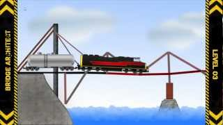 Bridge Architect - Level 03 - Playthrough - HD