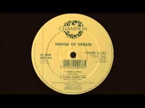 House of Venus - Dish & Tell (Loleatta Holloway Bitch Mix) 1990