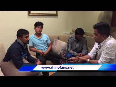 Rhinofans.net Interviews the Up and Coming Nepali Cricketers