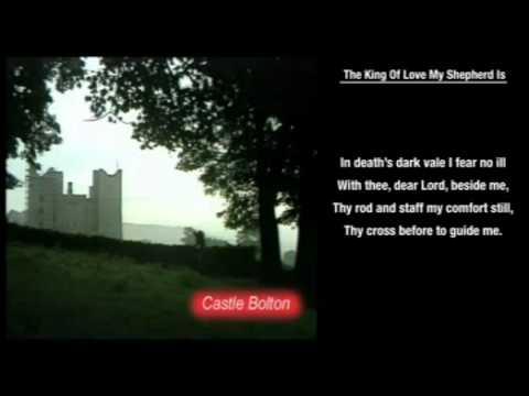 The King Of Love My Shepherd Is hymn with on-screen LYRICS - YouTube