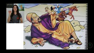 Histórias Bíblicas para crianças - Paulo