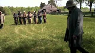 Appomattox April 14, 2012 New River Rifles 24th Infantry Regiment.m4v