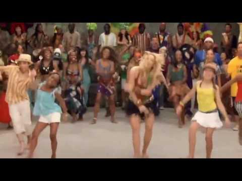 DJMFG´s Shakira  Waka Waka BassDrum
