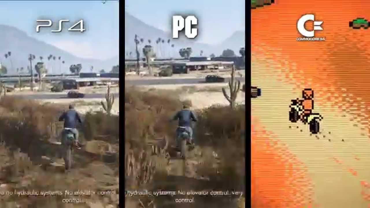 Split screen games like gta online