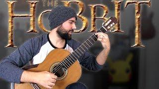 THE HOBBIT: Misty Mountains - Classical Guitar Cover (BeyondTheGuitar)