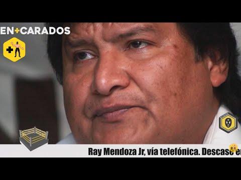 Ray Mendoza Jr: