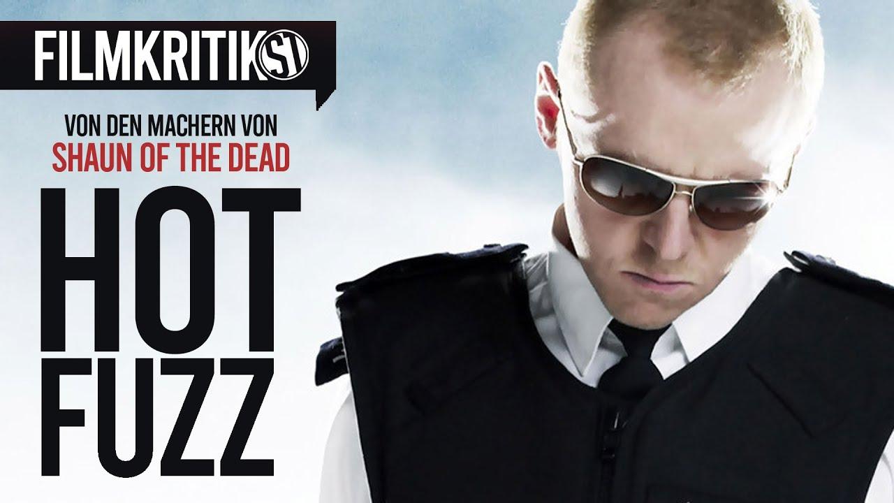 Hot Fuzz Trailer German