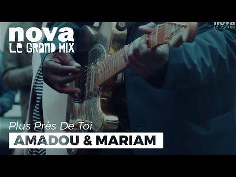 Amadou & Mariam - Beaux Dimanches | Live Plus Près De Toi