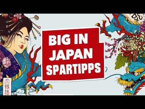 Spar-Tipps für Big in Japan PlayStation-Network-Sale (Juli 2017)