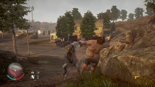 State of Decay 2 - Unfinished House Infestation: Establish an Outpost: Amar Gameplay Xbox One (2018)