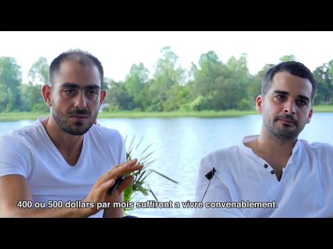 EP05-Myanmar-Yangon-Raouf & Amine // هرّوس سنڨور الهجرة - Harrouss The smart migrant
