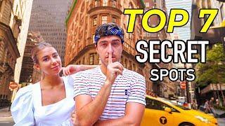 TOP 7 NEW YORK CITY SECRET SPOTS