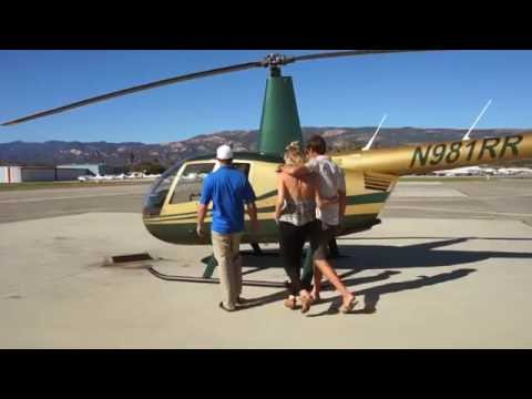 Santa Barbara Helicopter Tours