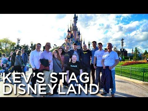 2015-05-03 Thru 2015-05-05 'Kev's Stag Weekend, Disneyland, Paris'