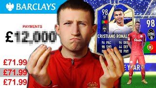 The SHOCKING Cost For A TOTY In A Pack - FIFA 21