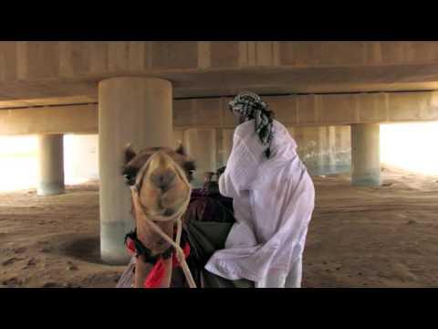 Milestone 11: Overpass — Near Dahaban, Saudi Arabia